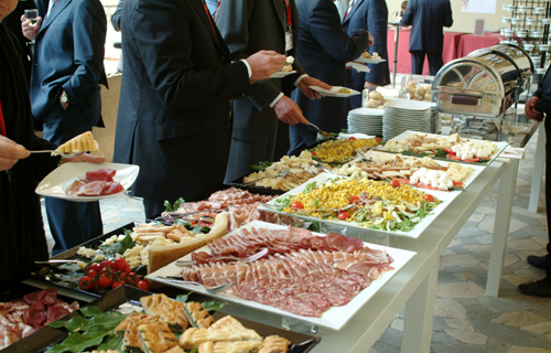 Caterers and Catering Des Moines Iowa
